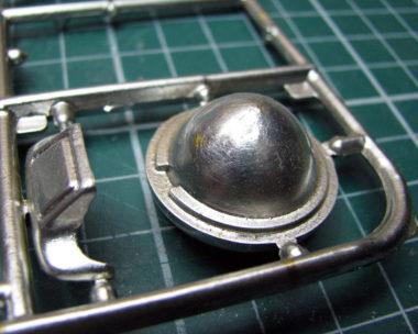 Como restaurar peças cromadas de kits e miniaturas