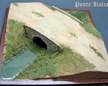 Diorama: Ponte Italiana